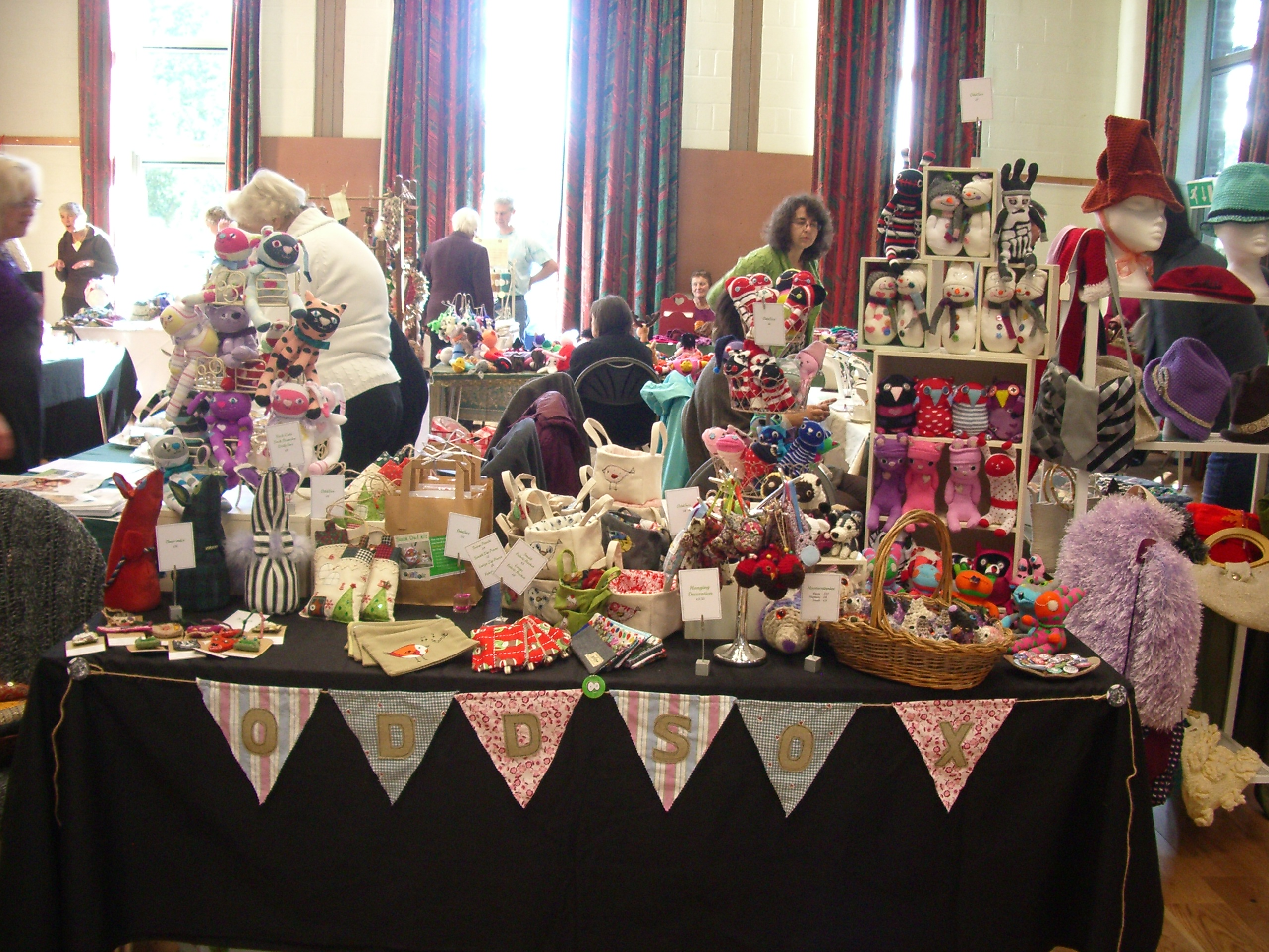 craft fairs events the sock garden