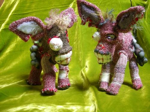 donkey zombie 01