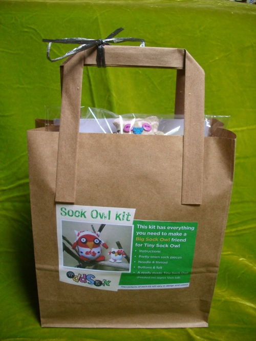 sock owl kit